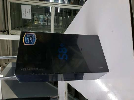 Samsung S8plus brand new sealed image 1