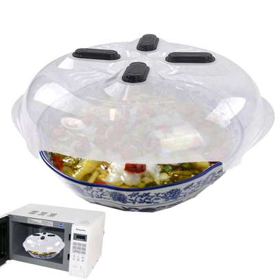 microwave food cover