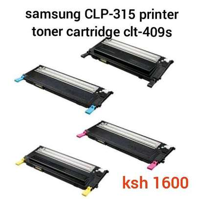 samsung printer clp-315 toner cartridge image 1
