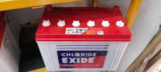 Chloride Exide Car Battery N70 (Vented) image 2
