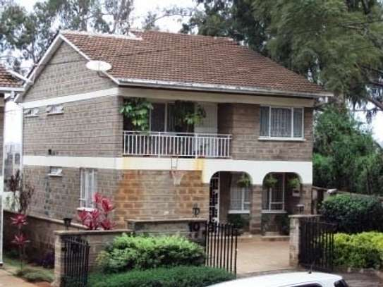 4 bedroom house for rent in Upper Hill image 1
