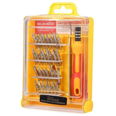 32-In-1 Screw driver Set image 1