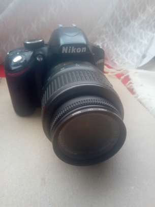 Nikon d3200 with 18-55mm lens image 7