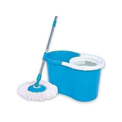 Magic Spin mop- 360 Degrees image 1