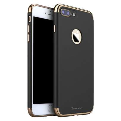 IPAKY 3 in 1 design Luxury classic hard PC for iPhone 7 /8 image 6