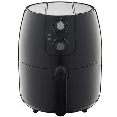 Rebune Air Fryer 3.5L, 1500W - Black image 2
