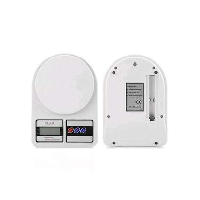 digital kitchen weighing scale image 3
