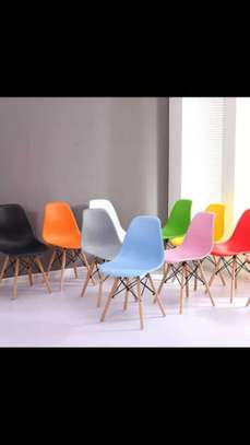 Plastic Aemes Chairs image 4