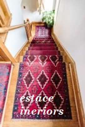 Staircase carpets/Runners image 11