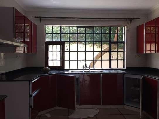 4 bedroom townhouse for rent in Kiambu Road image 10