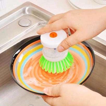 Dish wash brush image 1