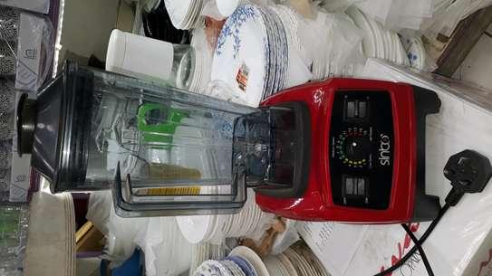 Commercial blender/multipurpose functional blender image 2