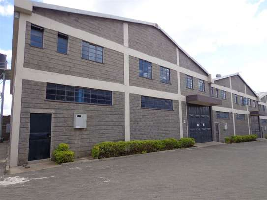 Mlolongo - Commercial Property, Warehouse