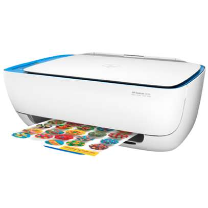 HP DeskJet 3639 Photo and Document All-in-One  Wireless Printer image 1