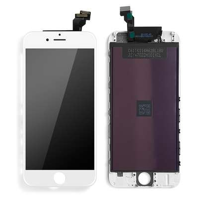 Iphone 8 screen plus  replacement -white image 1