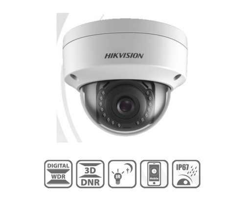 Hikvision 2MP IP Dome Camera