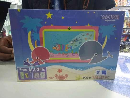 Kids Tablets Offer 8gb 1gb ram 3000mAh Battery- 7 inch tablets image 1