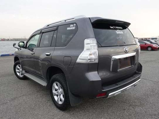 Toyota Land Cruiser Grey in Colour super deal image 8