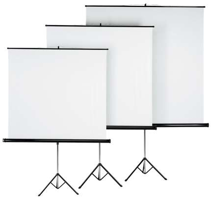 Tripod Screen 70 By 70 Inches