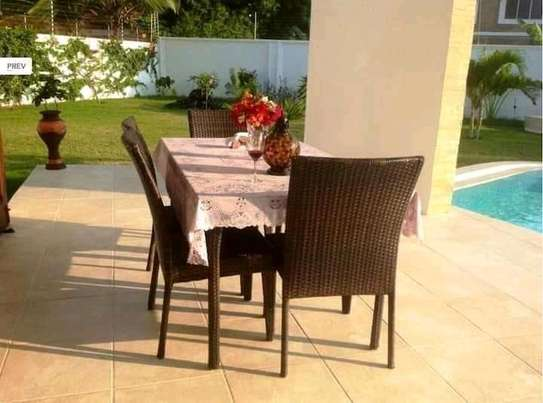 3 bedroom fully furnished own compound image 10