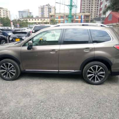 Subaru Forester 2.0 XT Turbo image 5