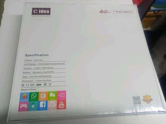 Cidea, CM488 7inch, Dual SIM, 2GB, 16GB, Wi-Fi, 4G LTE (Black) image 2