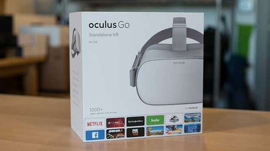 OCULUS GO (ALL-IN-ONE VR Headset
