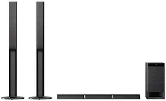 Sony HT-RT40 - 5.1ch Home Cinema Soundbar System - 600W - Black image 1