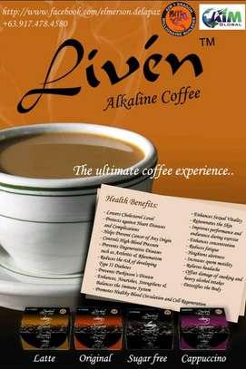 Liven Alkaline Coffee image 2