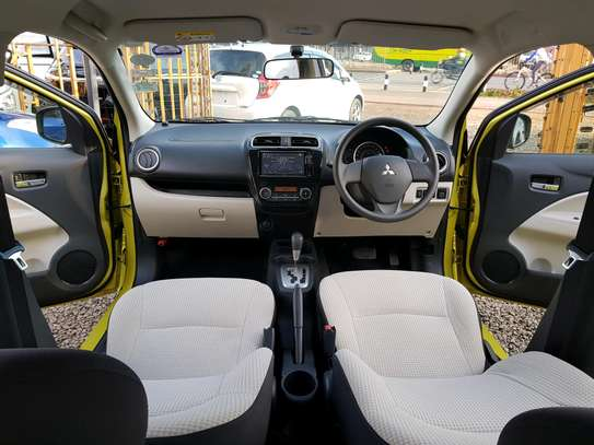 Mitsubishi Mirage, Yr 2013, Loaded image 5