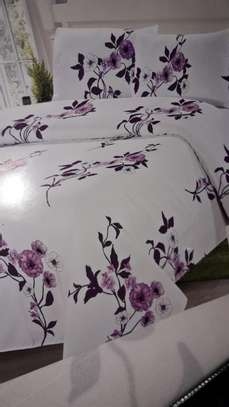 Cotton Flowery Bedsheets 5x6 image 2