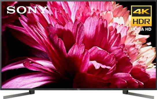 sony 65 smart android 4k tv model x85 image 1