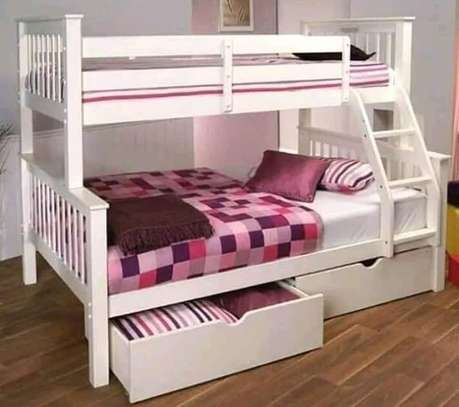 Double decker beds in Kenya / kid's bunk beds