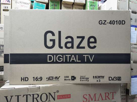 """Glaze 40"""" digital tv image 1"""