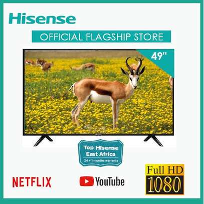 Hisense  49 inch Smart FHD Television-new sealed image 1