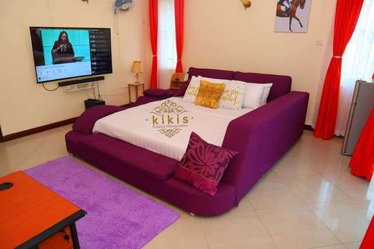 Furnished 5 bedroom villa for rent in Nyali Area image 11