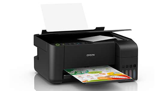 EcoTank L3150 Wi-Fi All-in-One Ink Tank Printer image 2