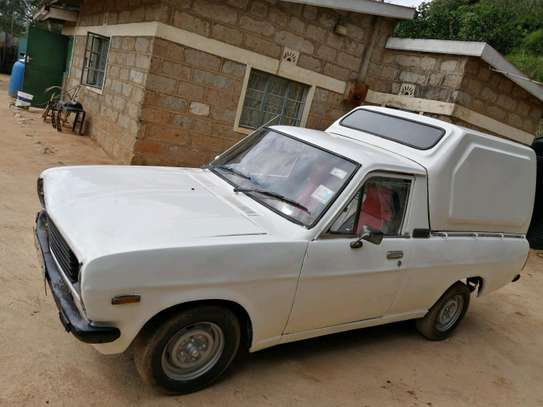 Datsun 1200 pick well mantained image 2