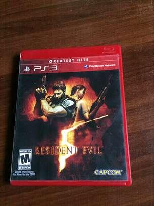 Resident evil 5 ps3 image 1