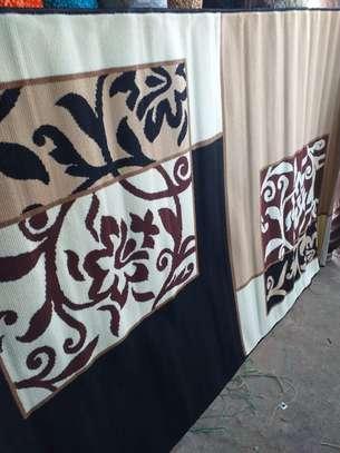 Hard flat carpet image 1