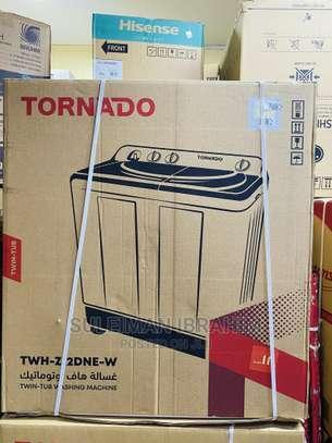 Tornado 12kg Washing Machine TWH-Z12 image 1