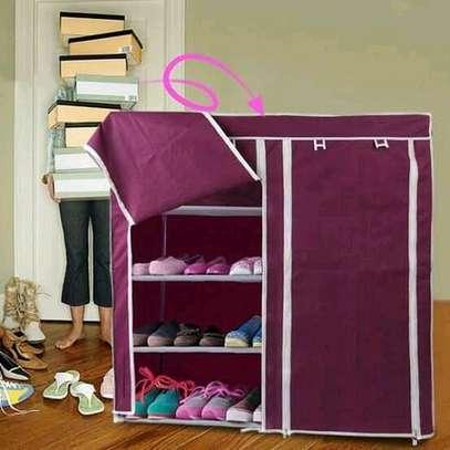 Executive Portable Quality Shoe Rack image 9