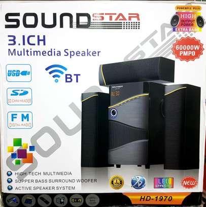 Sound Star HD-1970 3.1ch 60000w image 1