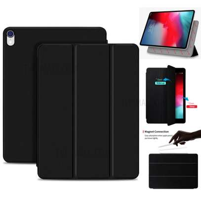 Smart Silicone Cover Case for iPad 11 Inches image 4