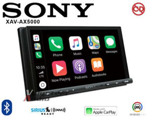 Car Stereo with BLUETOOTH , Navigation with Android auto & apple car play Sony XAV-AX5000 image 1