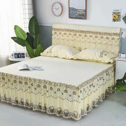 3PC BED SKIRT