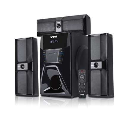 Subwoofer 3.1 Channel - 166W image 1