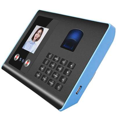 Face Biometric register image 3
