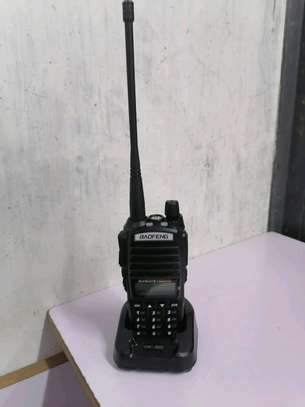 UV 82 baofeng walkie talkie radio calls 10km image 2