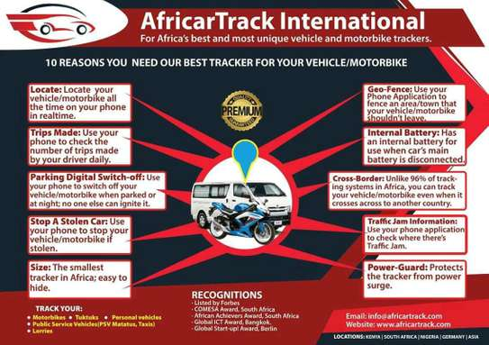 AfricarTrack International